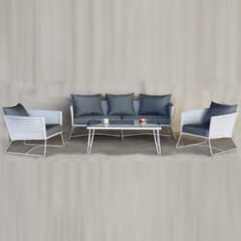 Stavia Living Set - Core Single2 - Pine White