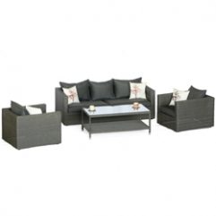 Meadow Living Set - Core Single 2 - Sea Grey