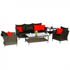 Thyme Living Set - Core Single2 - Java Brown