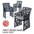 Vanilla Dining Chairs succeed in Red Dot Design Award
